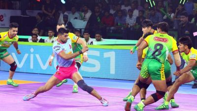 PKL 2019: Puneeri Palton recorded first win of the season