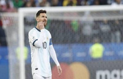 Star footballer Lionel Messi banned for three months after 'corruption' outburst
