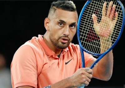 Nick Kyrgios hinted at withdrawal from French Open-2020