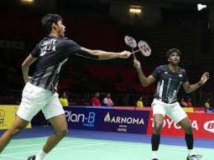 Satwiksairaj Rankireddy and Chirag Shetty clinch historic win