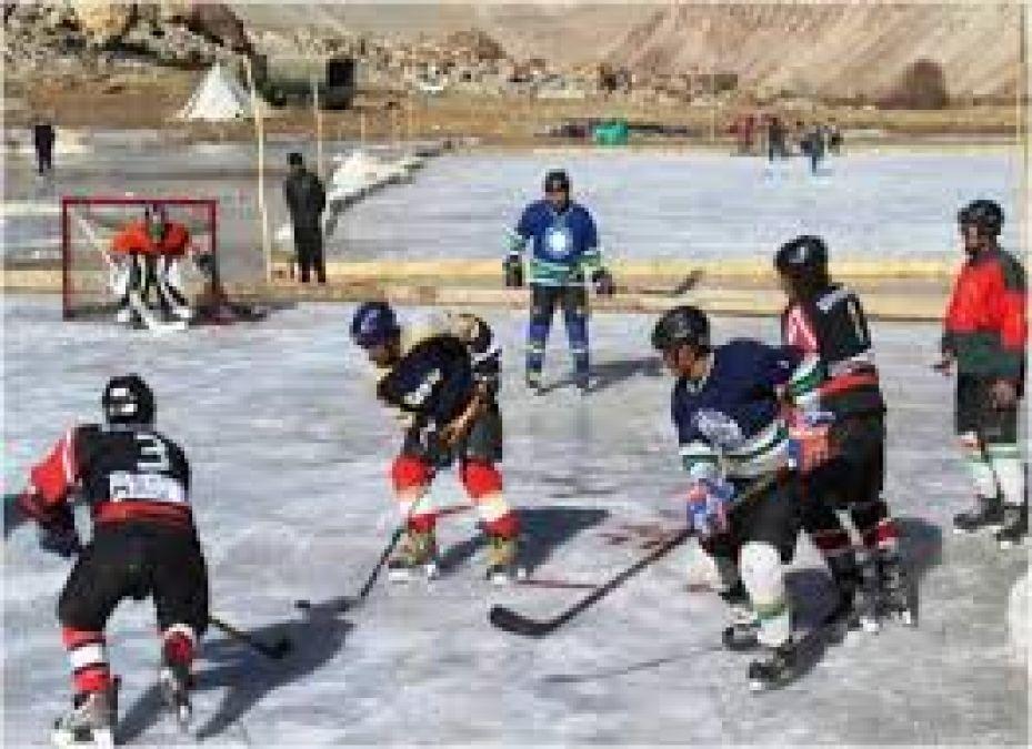 Meet this unique hockey team from Ladakh