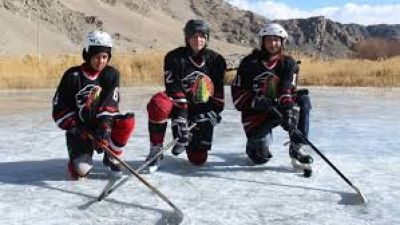 Meet this unique hockey team from Ladakh