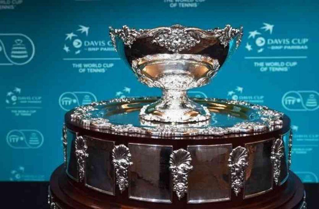 Davis Cup: Pakistan doubts over India participation