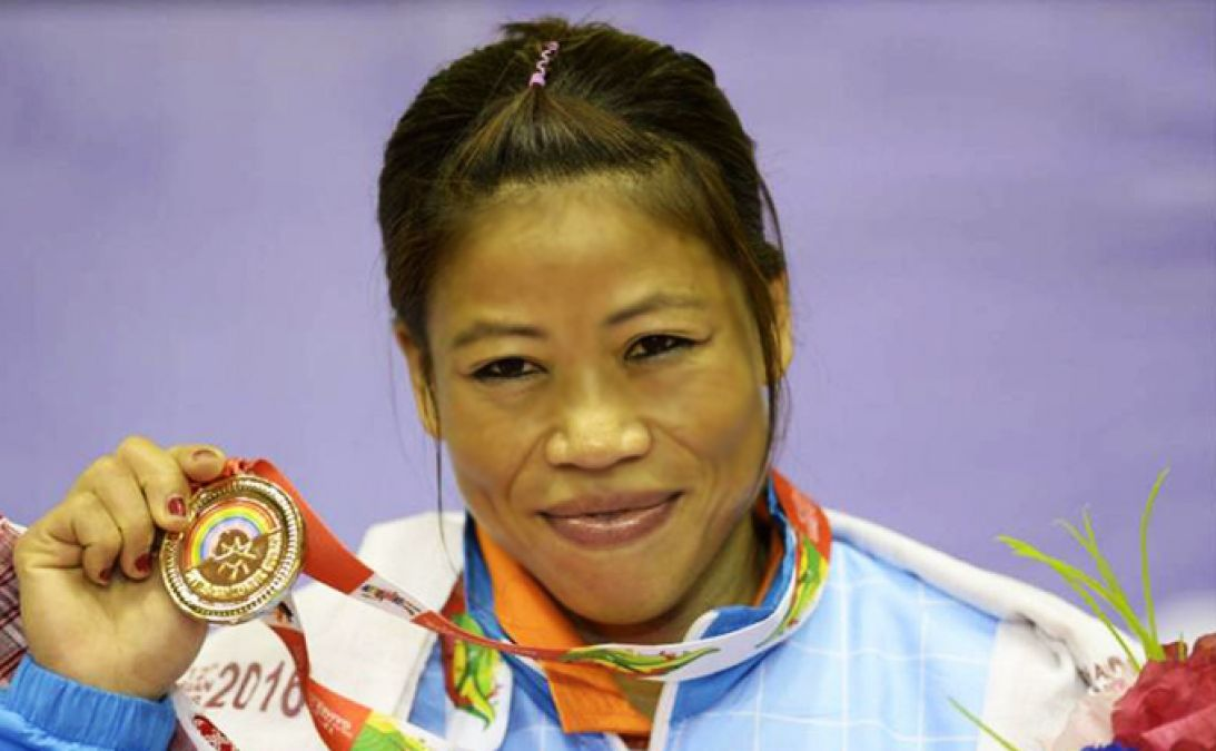 Mary Kom in World Championship team, Nikhat cries foul, demands trial