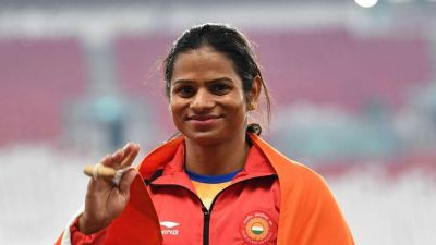Indian Grand Prix: Duti Chand wins gold medal