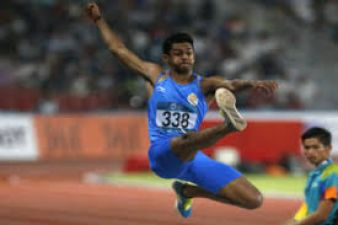 Indian Grand Prix: Srishankar jumps eight metres, best performance of the season!