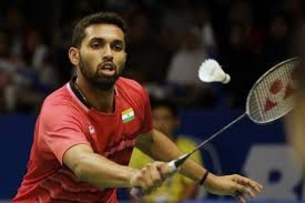 THE BAI responds to allegations of badminton player Prannoy