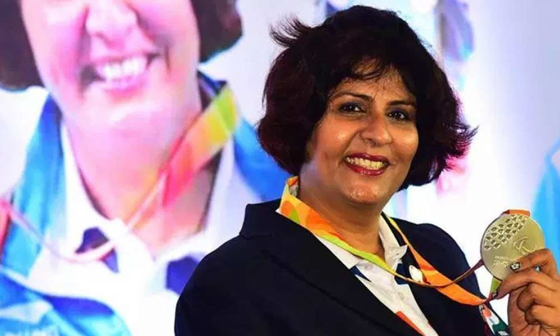 After being nominated for the Sports Gems Award, Deepa Malik said this...