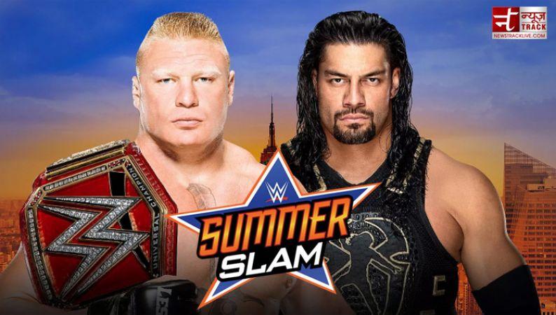 WWE SummerSlam 2018: तो WWE इस तरह हराएगी रोमन रेंज को
