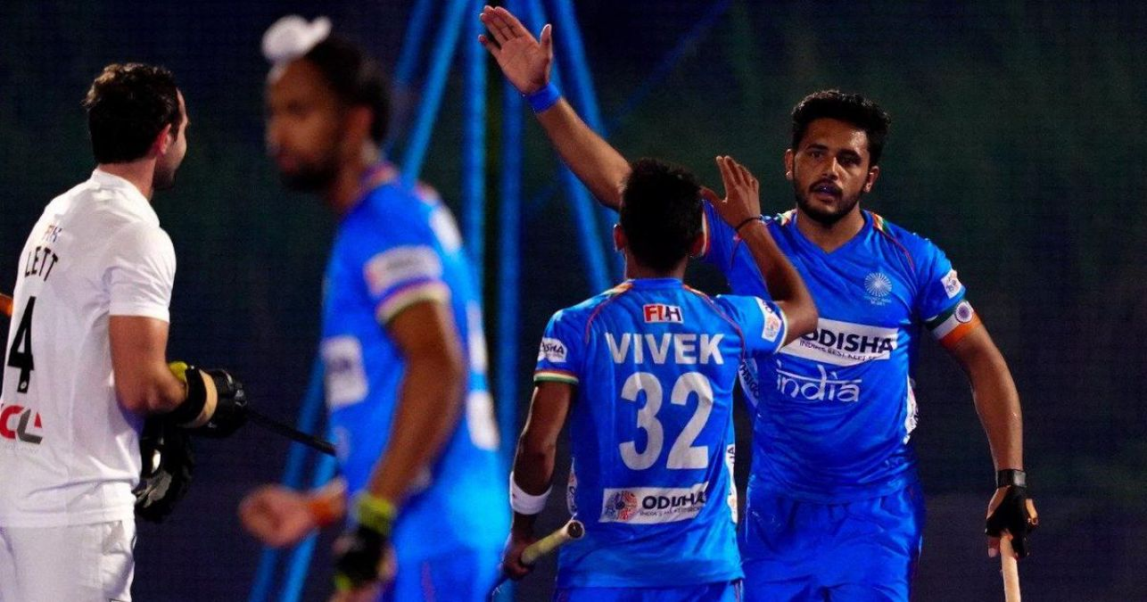 Olympic Test Event: India beat New Zealand