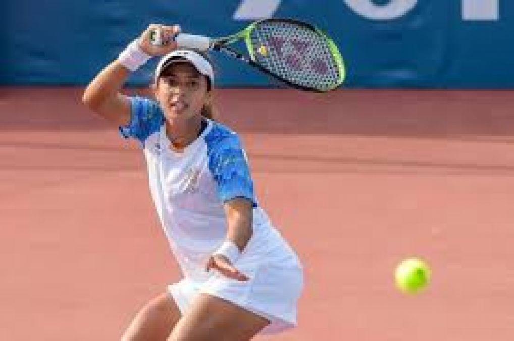 Tennis: India's Ankita Raina Progresses To Second Round