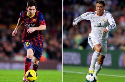 Ronaldo made this big reveal with Messi!