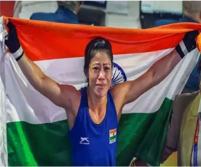 Mary Kom said this on quitting the awards committee