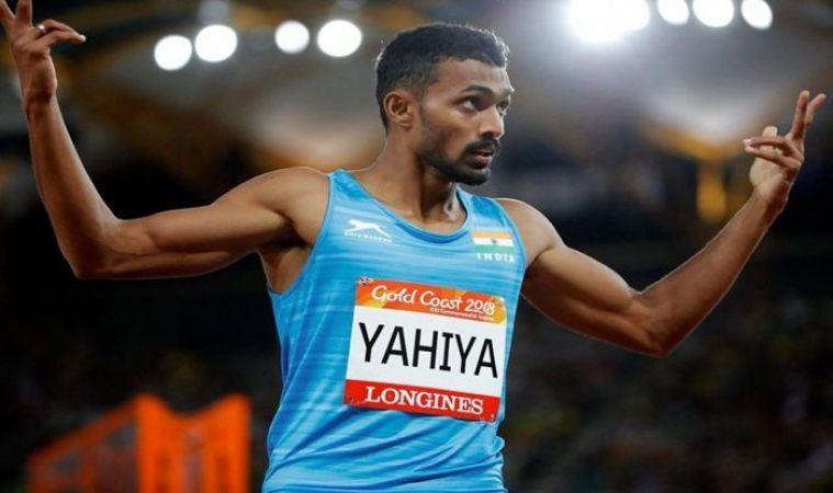 Asian Games 2018 : मोहम्मद अनस 400 मीटर के फाइनल में