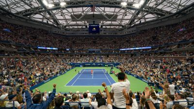 US Open: This three veterans tennis player will face young players