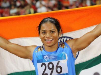 एशियन गेम्स 2018: 200 मीटर रेस जीत दूती चंद फाइनल में, हीमा दास बाहर
