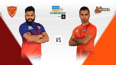 PKL 2019: Delhi's Hatrick, U Mumba defeated