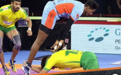 PKL 2019 :Bengal Warriors beat Tamil Thalaivas 35-26