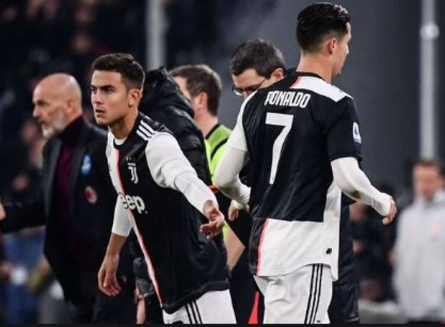 Ronaldo saves Juventus from defeat, scored first goal after four matches