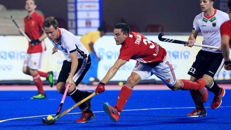 हॉकी वर्ल्ड लीग- फाइनल्स के पहले मैच में जर्मनी की जीत