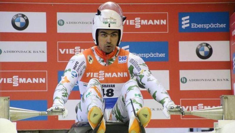 शिवा केशवन बने एशियाई ल्यूज चैम्पियन
