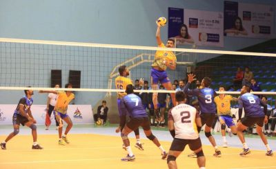 South Asian Games: Defending Champs India to Face Pakistan in Men's Volleyball Final