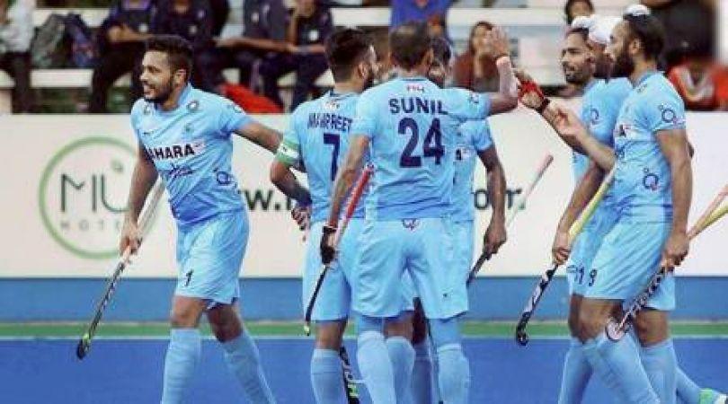 HWL फाइनल- इंग्लैंड ने 3-2 से भारत को हराया