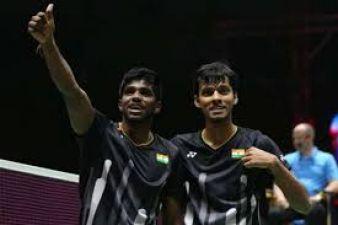 Badminton: Satvik-Chirag and Pramod Bhagat nominated for BWF Award