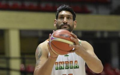 This doping test of Indian basketball player failed, suspended