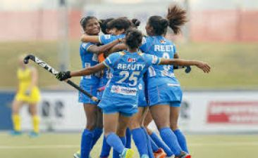 Indian Junior Women's hockey team win 3 nations tournaments