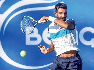 Bengaluru Tennis Open 2020: Prajnesh Gunneswaran lost in pre-quarterfinals, Paes reaches semifinals