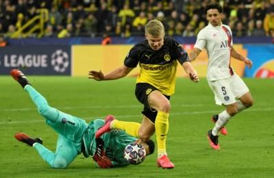 Champions League: Despite Neymar's goal team did not win, lost in pre-quarter-finals