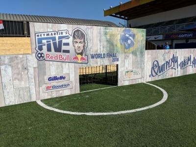 Five-a-side football tournament started in 18 cities