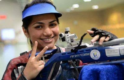 शूटिंग वर्ल्ड कप: अपूर्वी चंदेला को मिला करियर का तीसरा पदक, भारत के खाते में गोल्ड