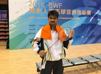 Suhas Lalinakere Yathiraj's blistering performance in Peru Open, beat this player in the final