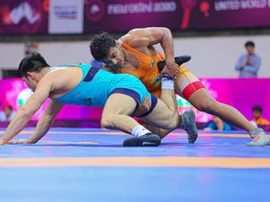Asian Wrestling Championship: Jitender missed his goal but made his place in the qualifiers