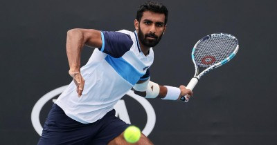 Dubai Championships 2020: Leander Paes reaches quarterfinals, Prajnesh loses in first round