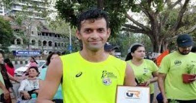 After de-addiction, Rahul Jadhav now competes in Mumbai Marathon