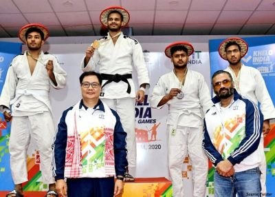 Khelo India: This player won three gold, reached the top of Maharashtra medal table