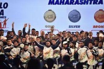 Khelo India Youth Games ended, Maharashtra won 78 gold medals