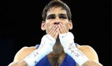 Stranza Memorial Boxing:  Hussamuddin wins silver in 57kg category