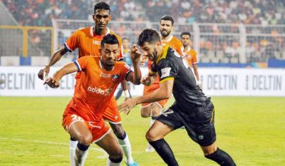 ISL: Goa achieve first place by defeating Kerala Blasters 3 -2