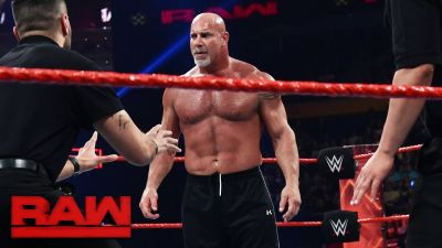Brock Lassner betrayed his close friend during the Royal Rumble match