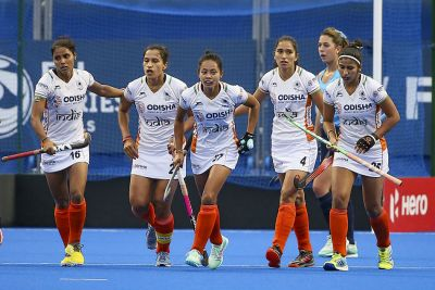 New Zealand defeats Indian women's hockey team in second match