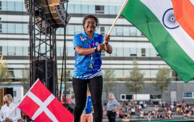 Nethra Kumanan becomes first Indian woman to win a medal in World Cup