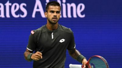 Tennis player Sumit Nagal's goal is to be in top 100 in 3 months
