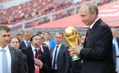 फीफा: रूस की हार के बाद पुतिन का टीम पर रिएक्शन