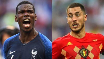 फीफा: बेल्जियम को हराकर फ्रांस फाइनल में