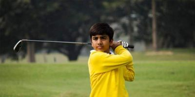'Arjun Bhati' wins Junior World Golf Championship at a young age