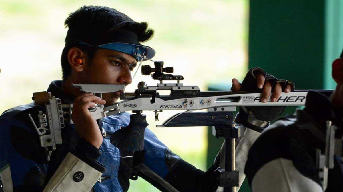 ऐश्वर्य प्रताप ने वर्ल्ड रिकॉर्ड के साथ जीता गोल्ड, पदक तालिका में शीर्ष पर भारत